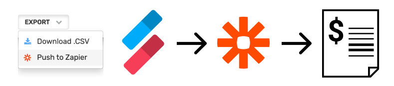 How to Create Invoices with Shoutbase & Zapier